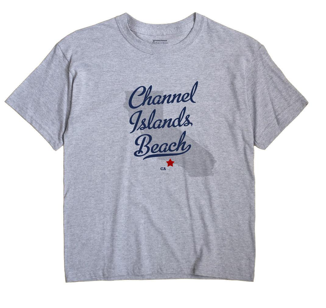 Channel Islands Beach, California CA Souvenir Shirt