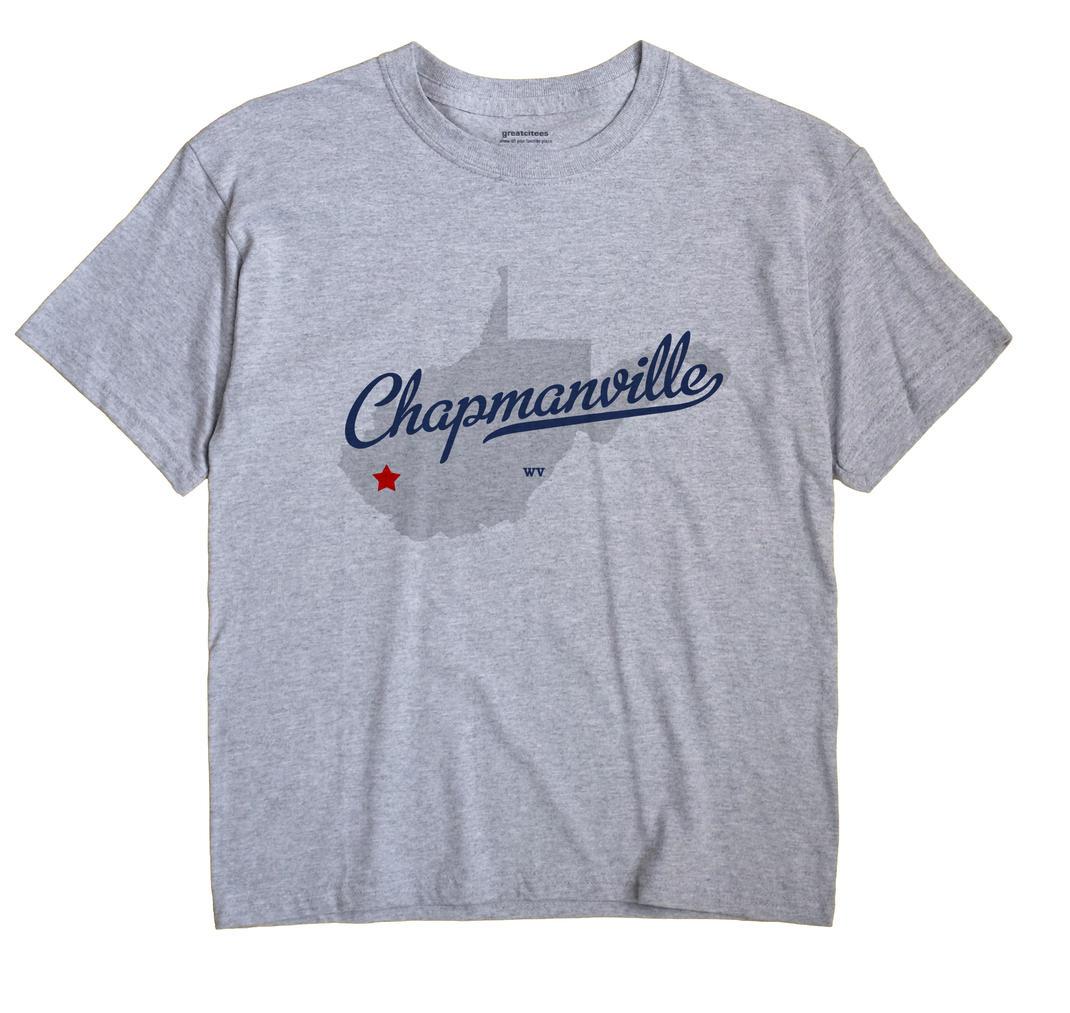 Chapmanville, West Virginia WV Souvenir Shirt