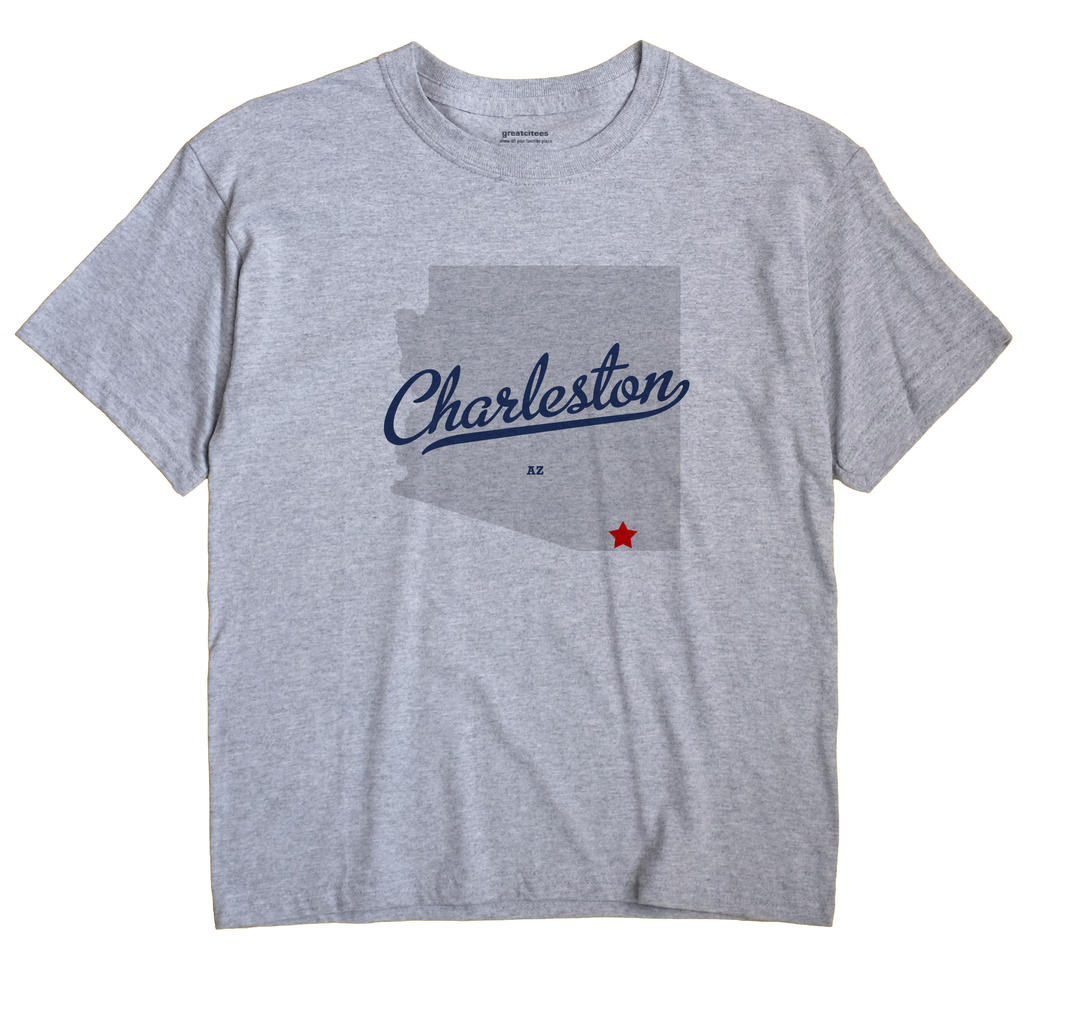 Charleston, Arizona AZ Souvenir Shirt
