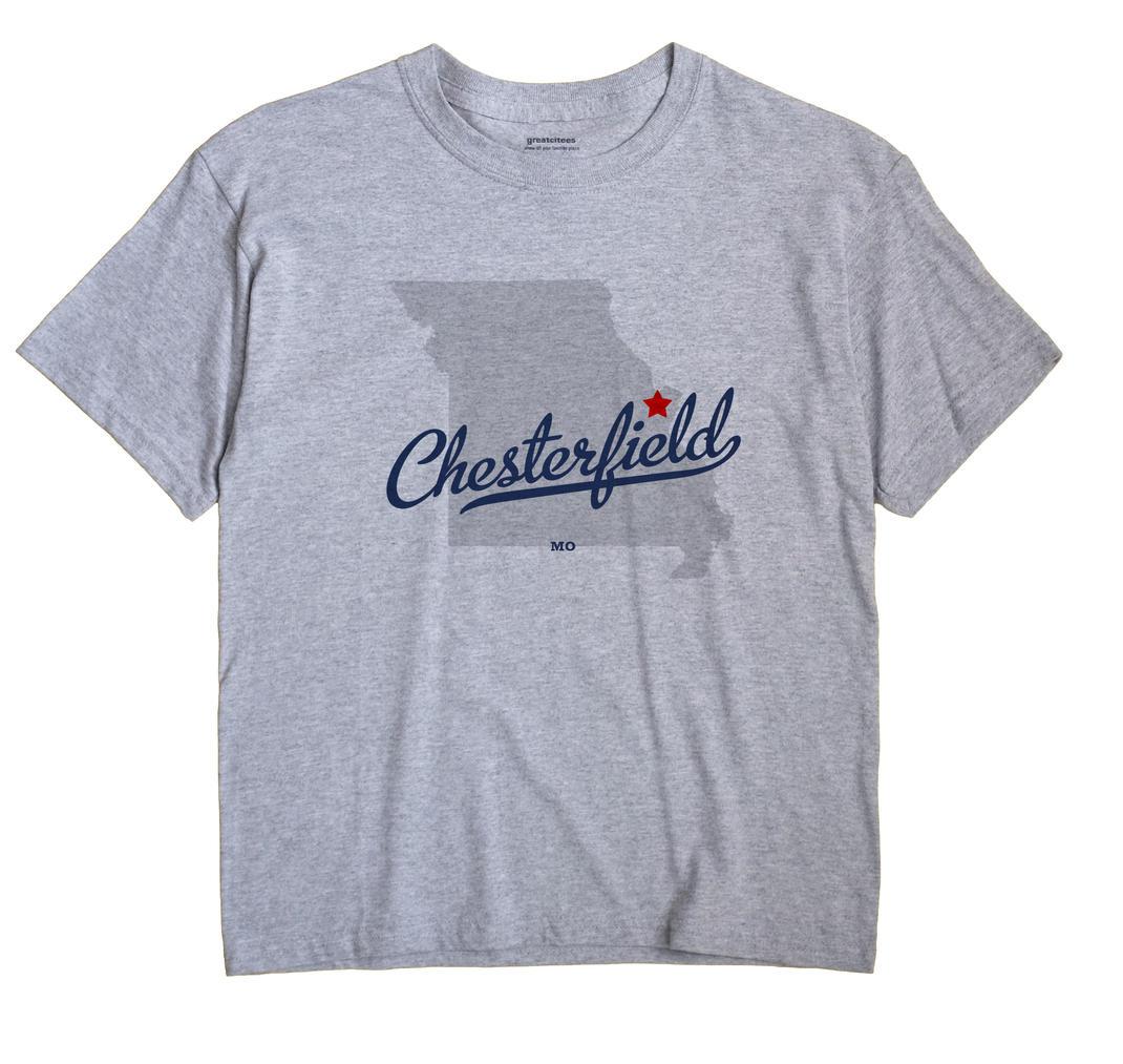 Chesterfield, Missouri MO Souvenir Shirt