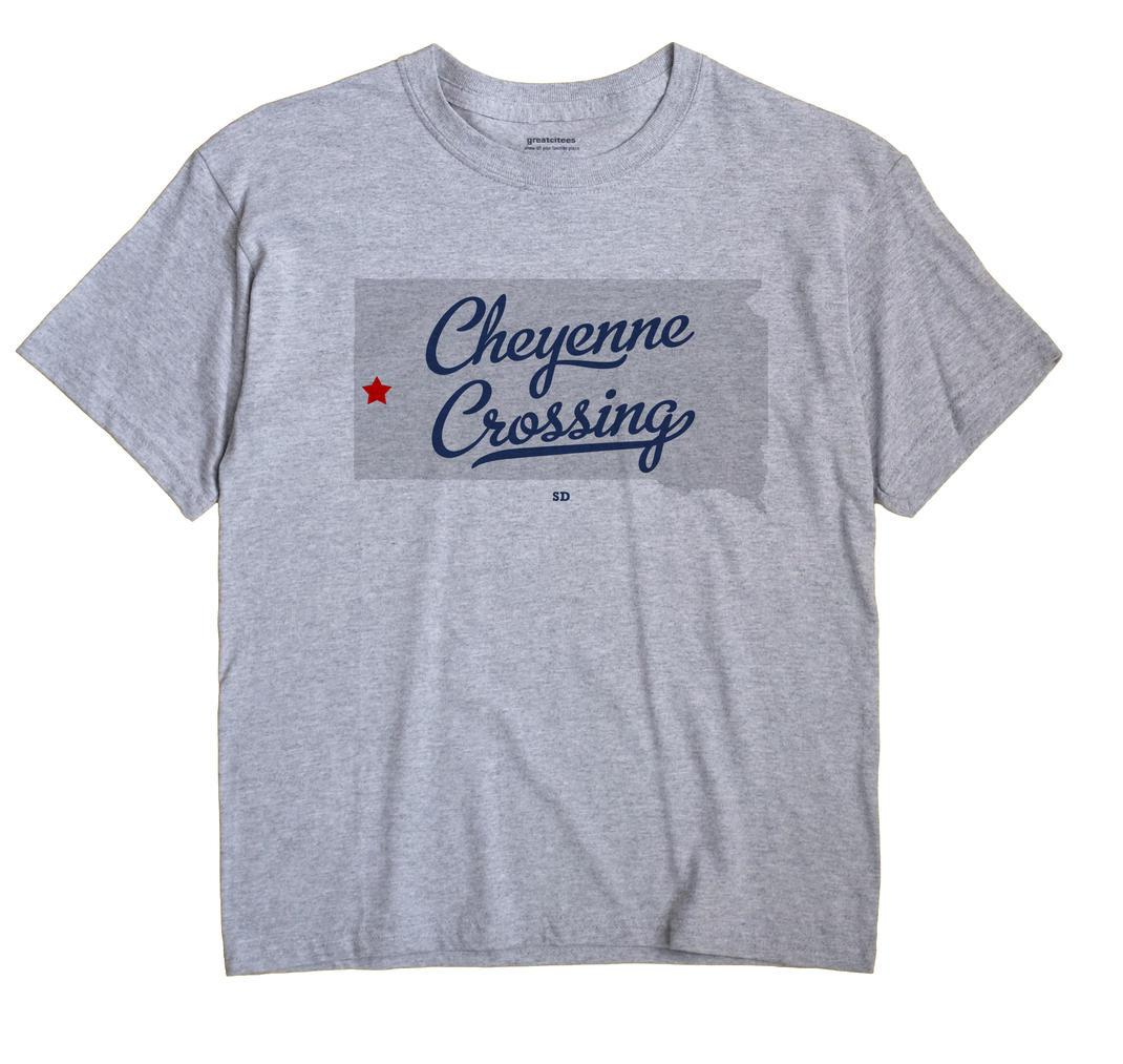 Cheyenne Crossing, South Dakota SD Souvenir Shirt