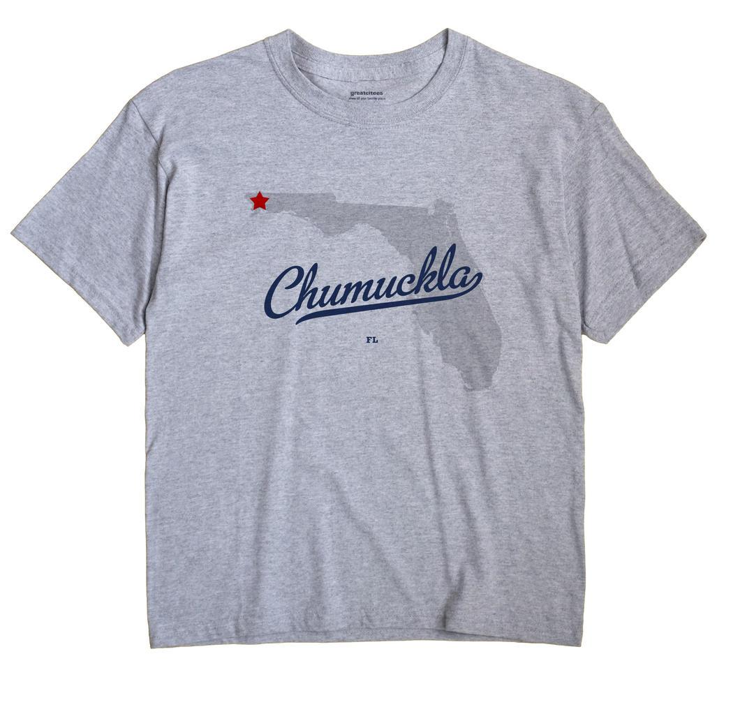 Chumuckla, Florida FL Souvenir Shirt