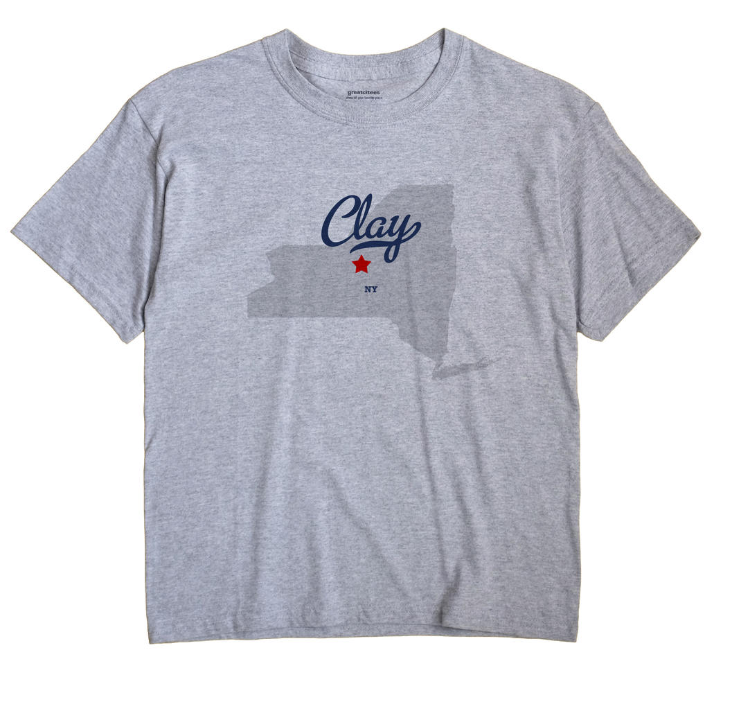 Clay, New York NY Souvenir Shirt