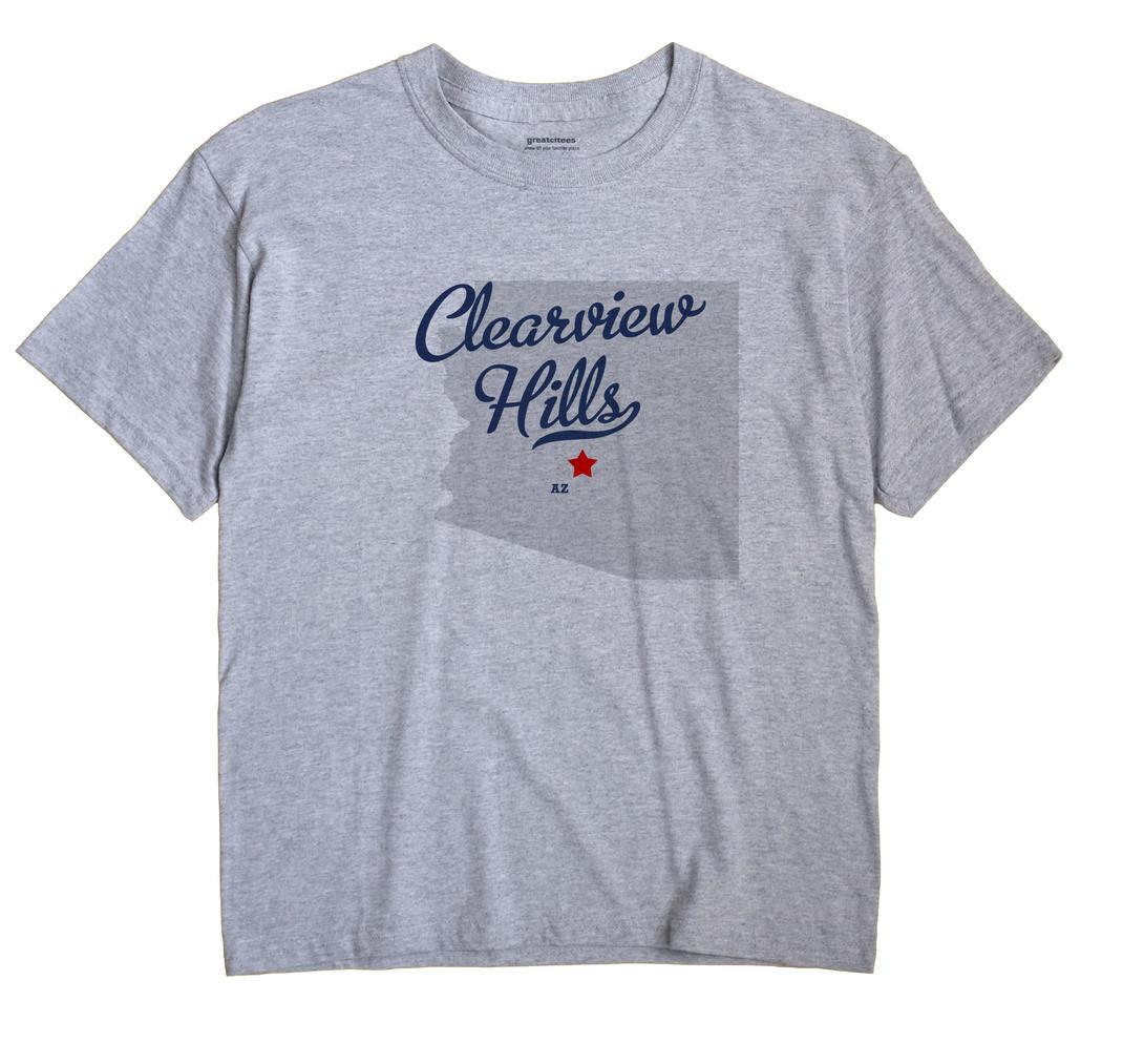 Clearview Hills, Arizona AZ Souvenir Shirt