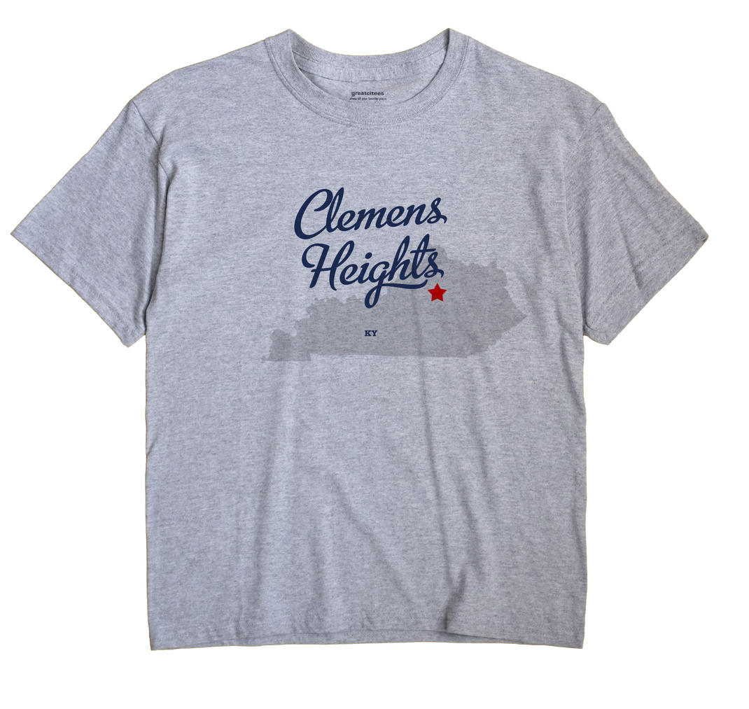 Clemens Heights, Kentucky KY Souvenir Shirt