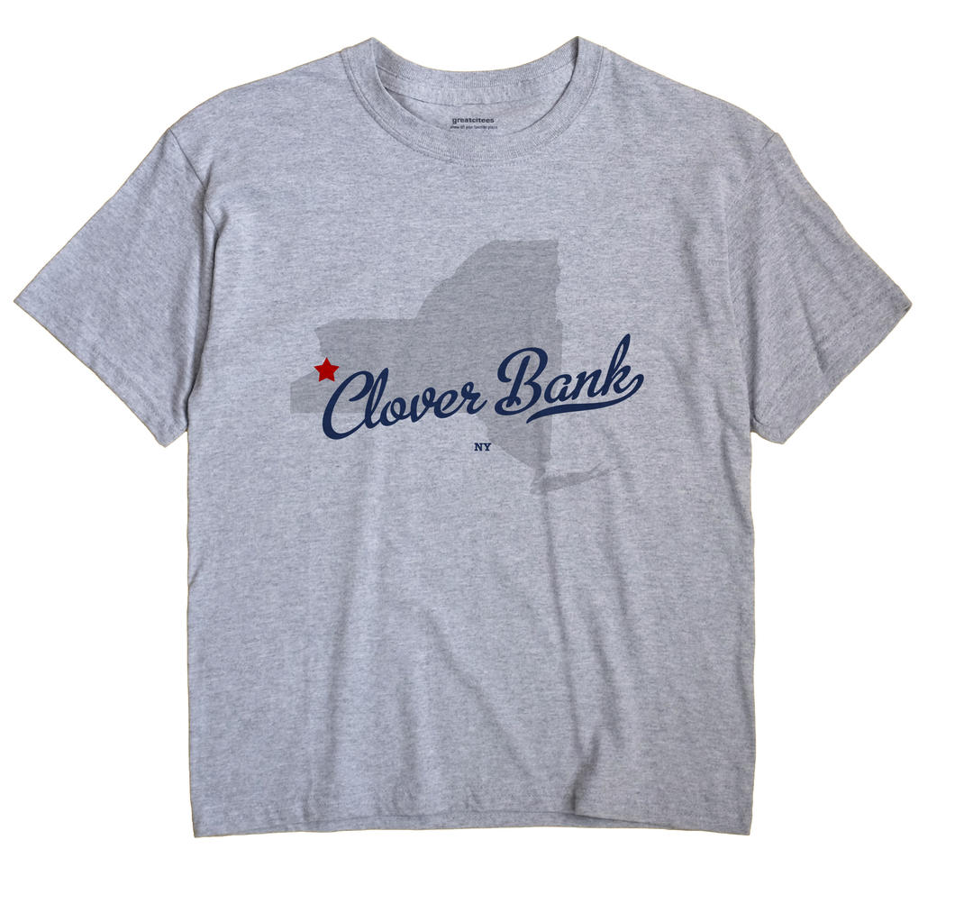 Clover Bank, New York NY Souvenir Shirt