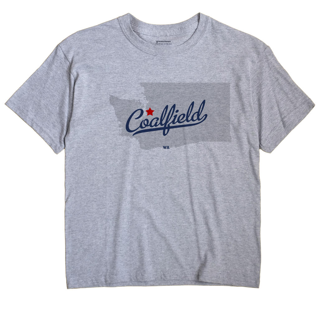 Coalfield, Washington WA Souvenir Shirt