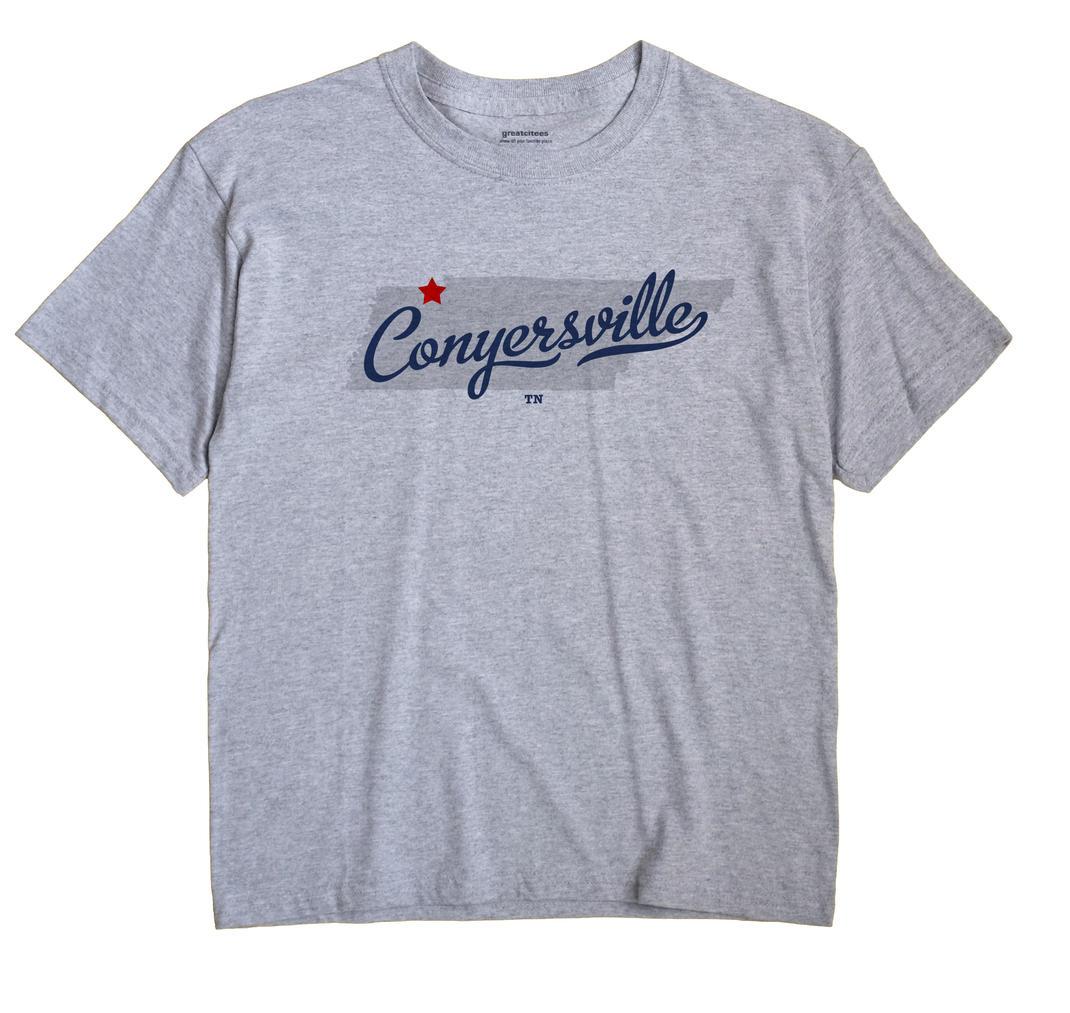 Conyersville, Tennessee TN Souvenir Shirt