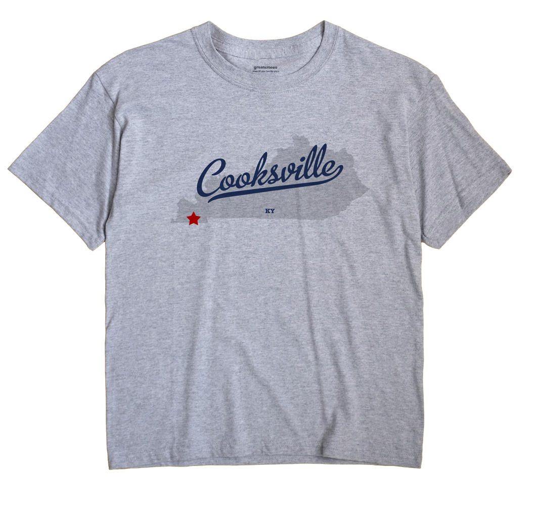 Cooksville, Kentucky KY Souvenir Shirt