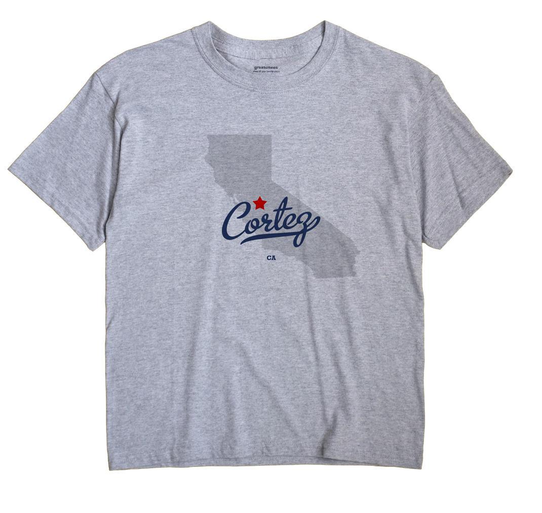 Cortez, California CA Souvenir Shirt