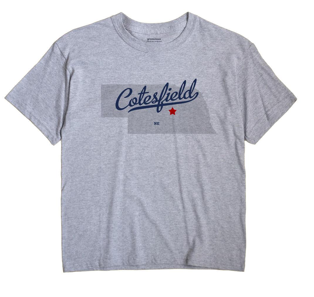 Cotesfield, Nebraska NE Souvenir Shirt