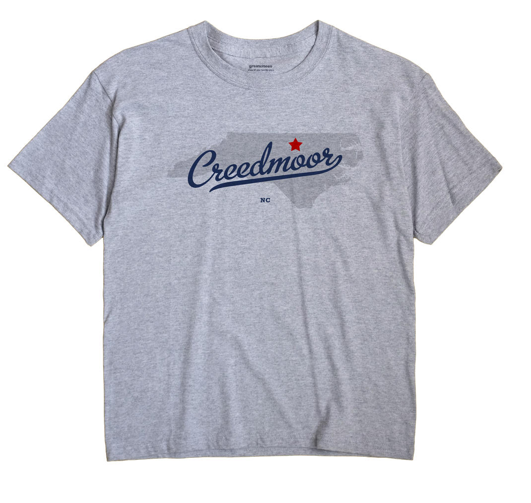 Creedmoor, North Carolina NC Souvenir Shirt