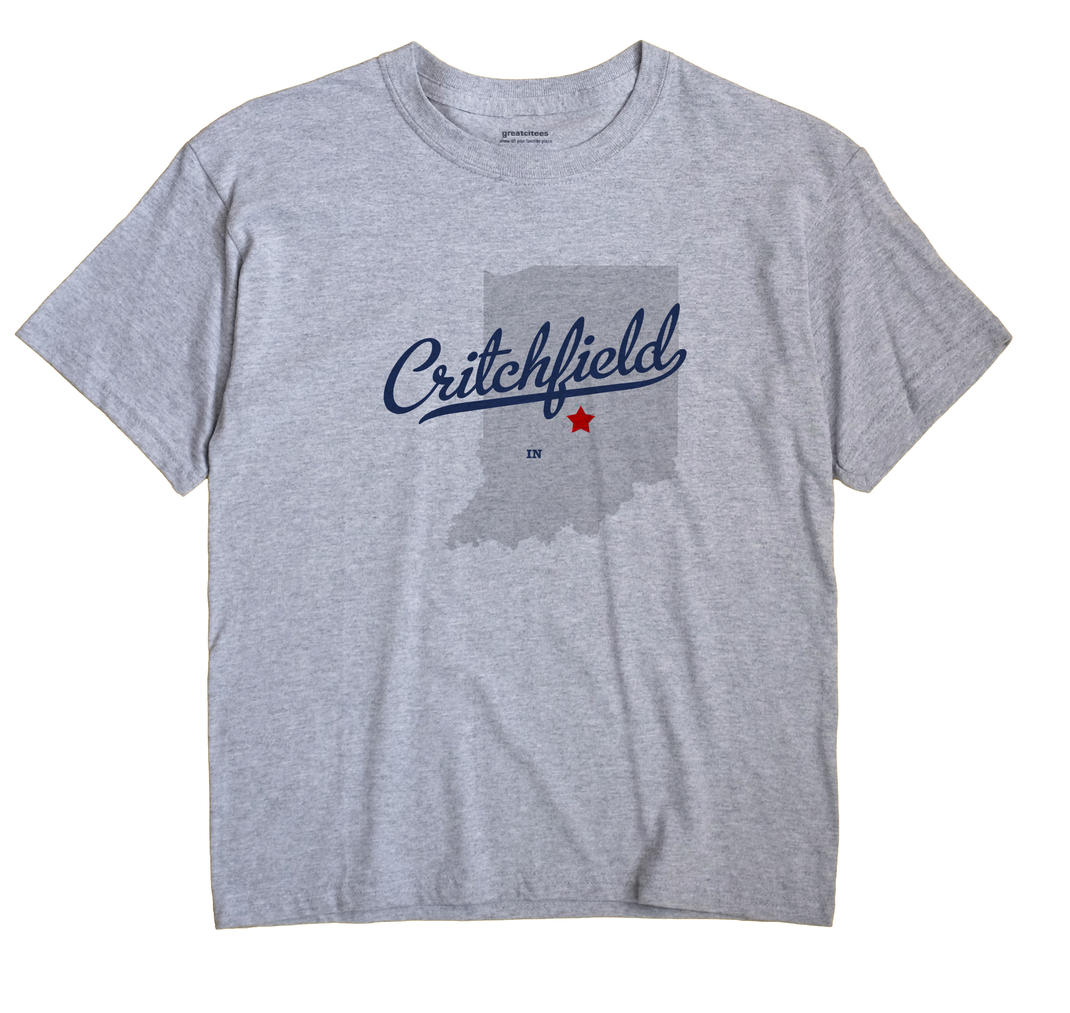 Critchfield, Indiana IN Souvenir Shirt