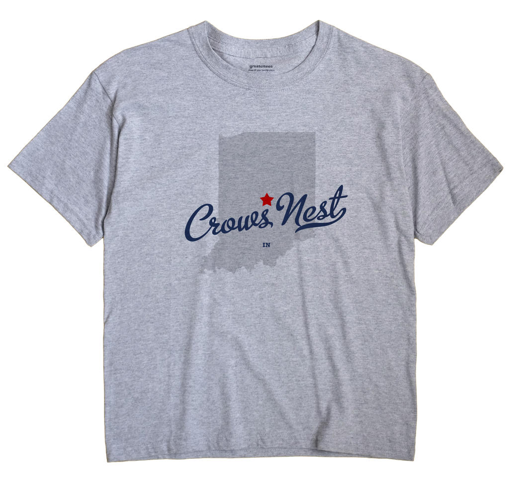 Crows Nest, Indiana IN Souvenir Shirt