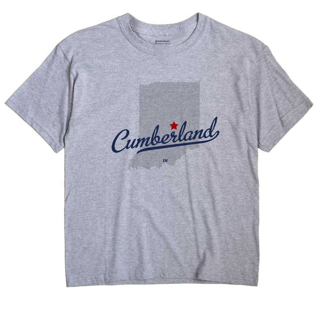 Cumberland, Indiana IN Souvenir Shirt