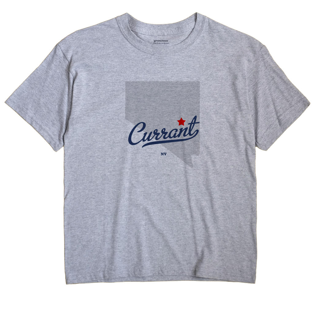 Currant, Nevada NV Souvenir Shirt