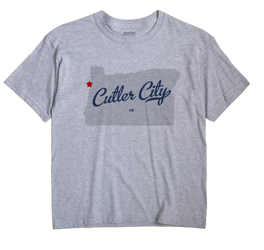 Cutler City, Oregon OR Souvenir Shirt