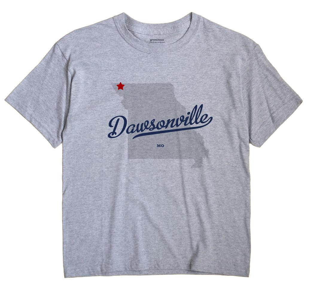 Dawsonville, Missouri MO Souvenir Shirt