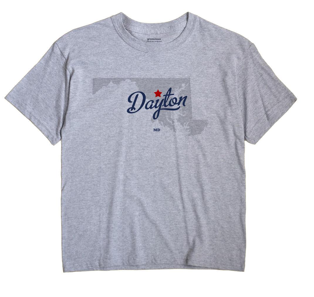 Dayton, Maryland MD Souvenir Shirt