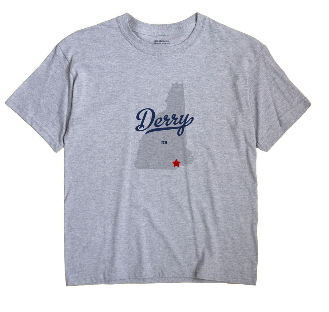 Derry, New Hampshire NH Souvenir Shirt