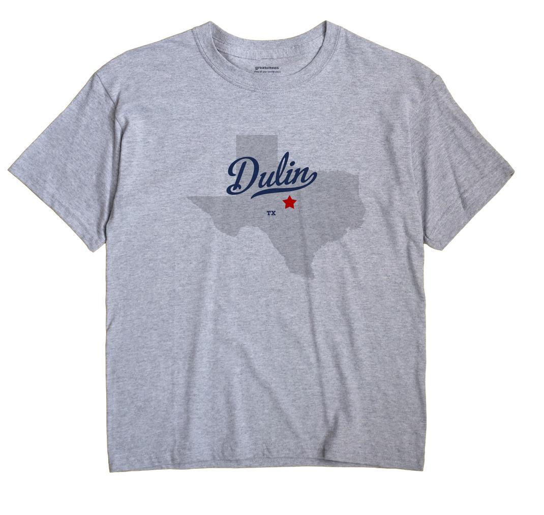 Dulin, Texas TX Souvenir Shirt