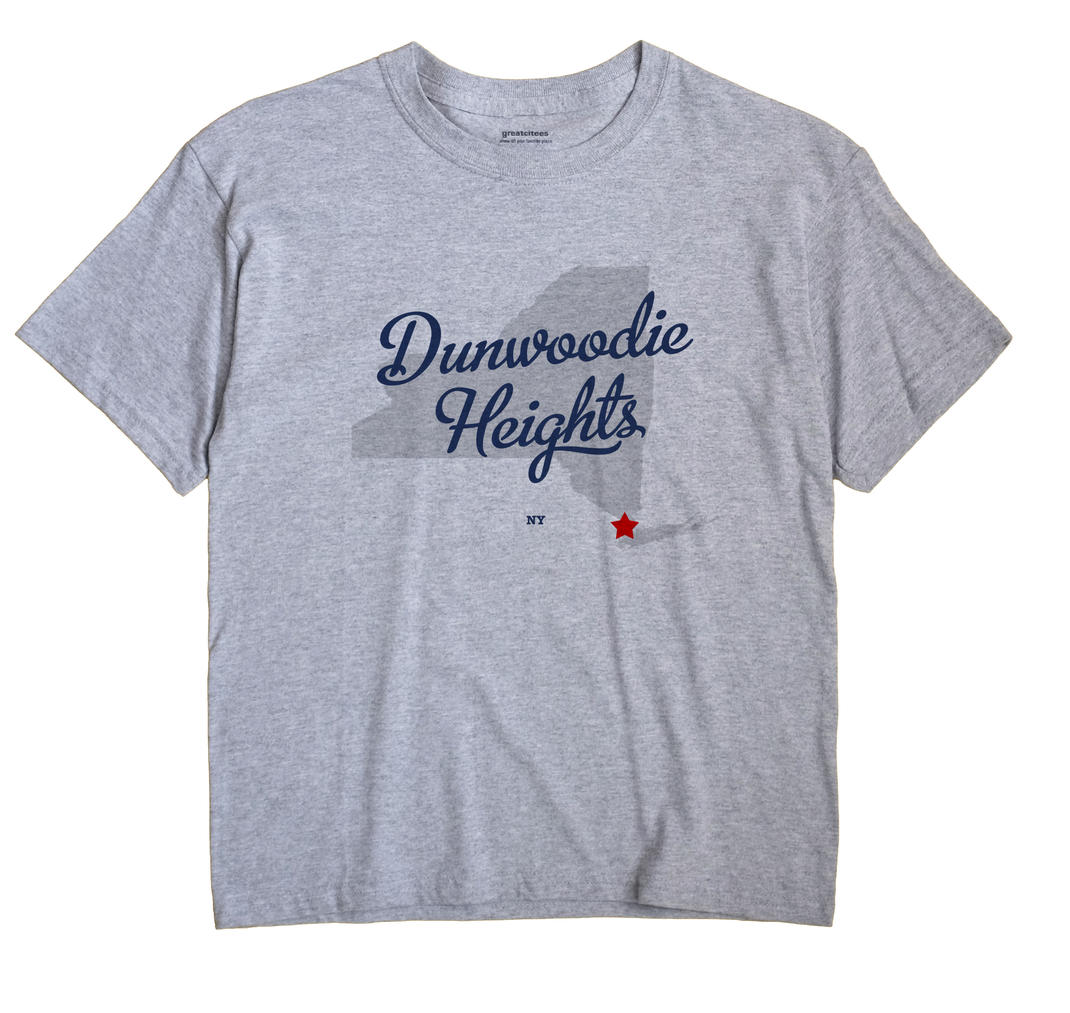 Dunwoodie Heights, New York NY Souvenir Shirt