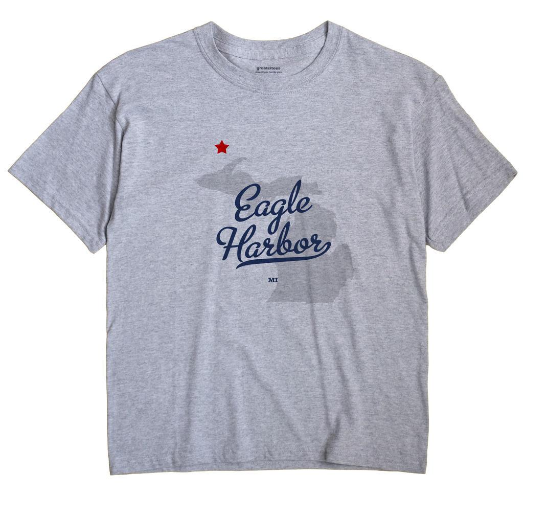 Eagle Harbor, Michigan MI Souvenir Shirt