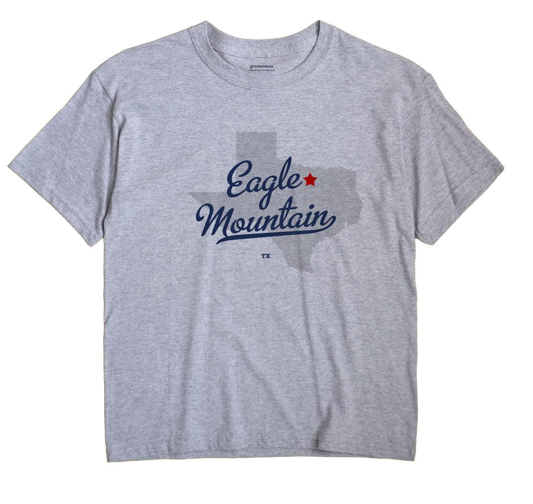 Eagle Mountain, Texas TX Souvenir Shirt