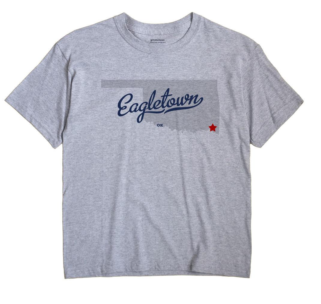 Eagletown, Oklahoma OK Souvenir Shirt