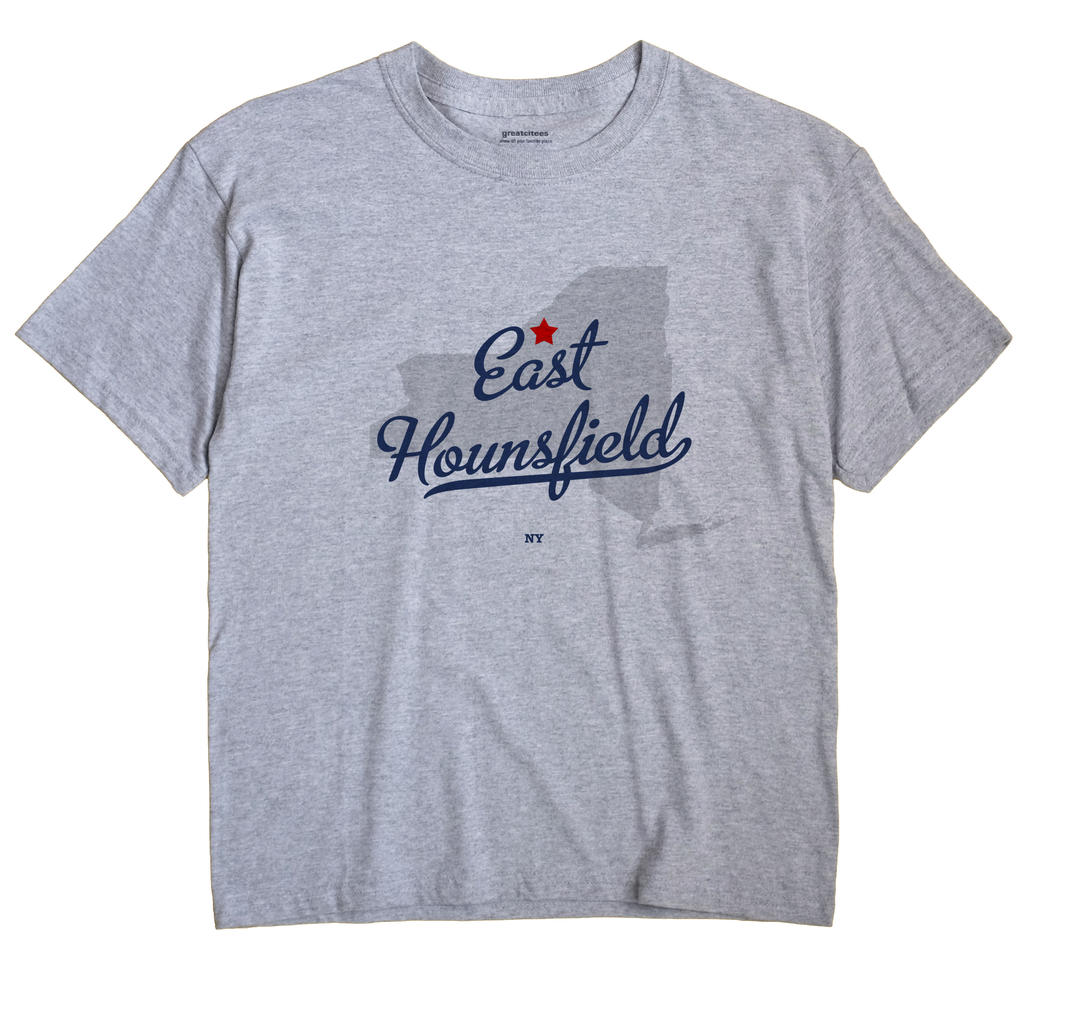 East Hounsfield, New York NY Souvenir Shirt