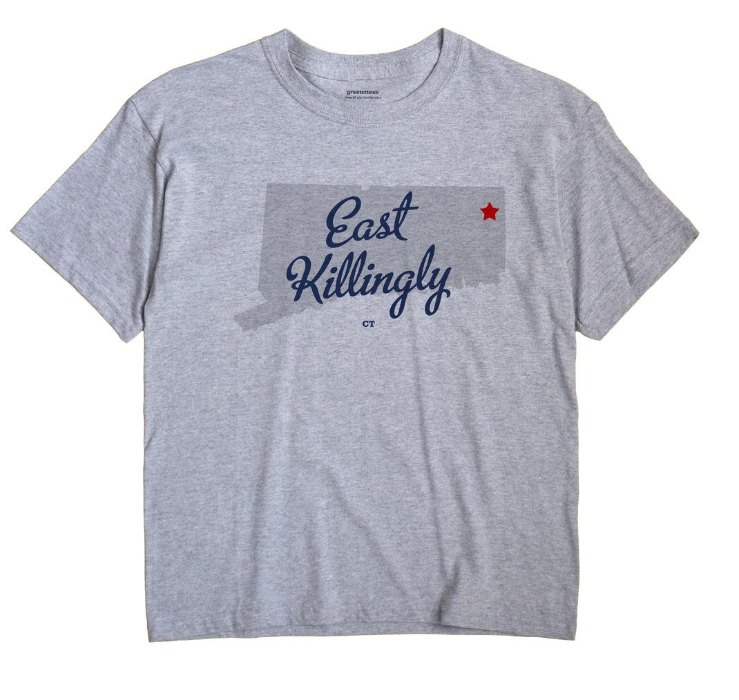 East Killingly, Connecticut CT Souvenir Shirt