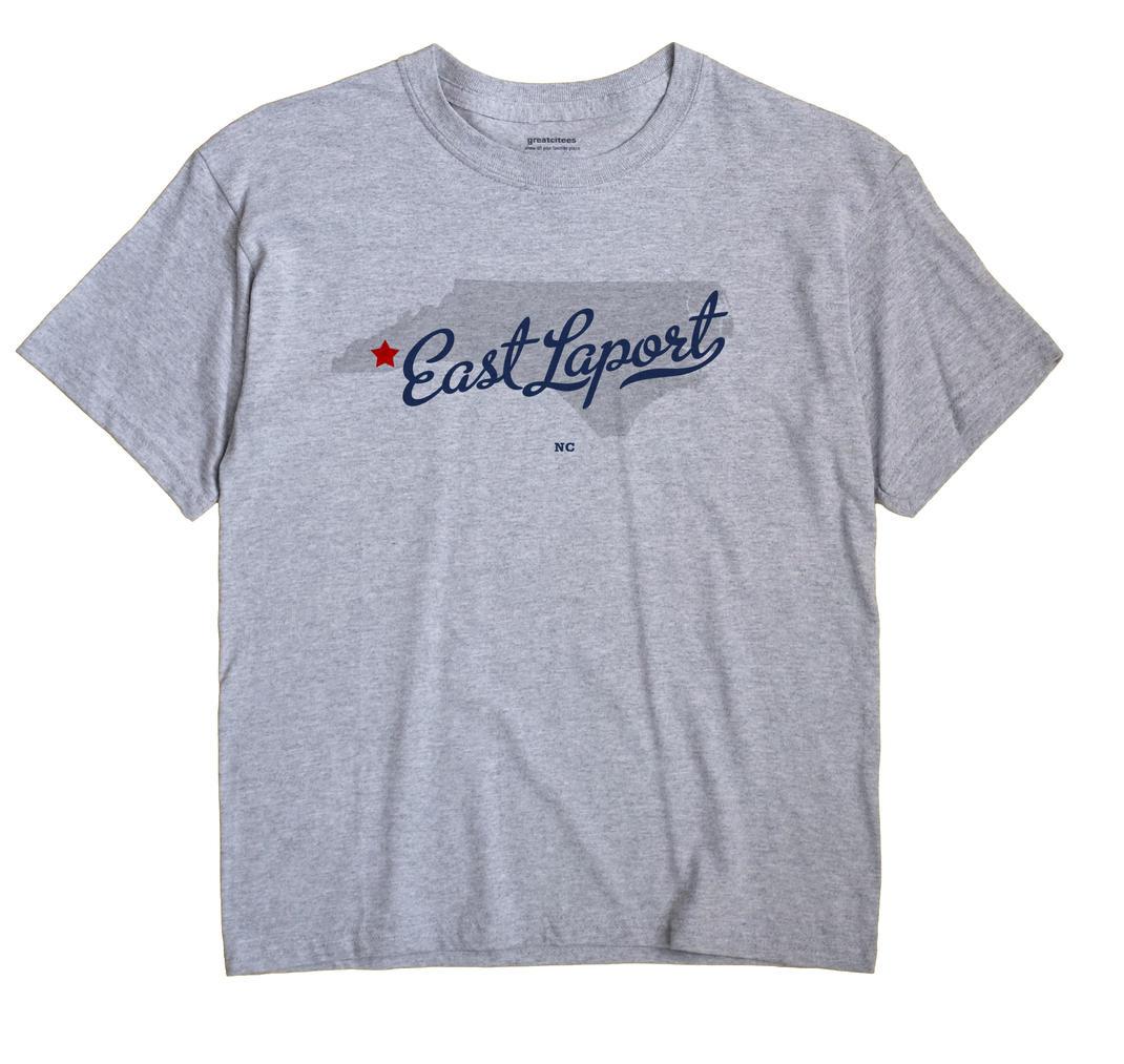 East Laport, North Carolina NC Souvenir Shirt