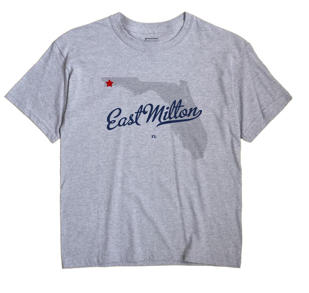 East Milton, Florida FL Souvenir Shirt
