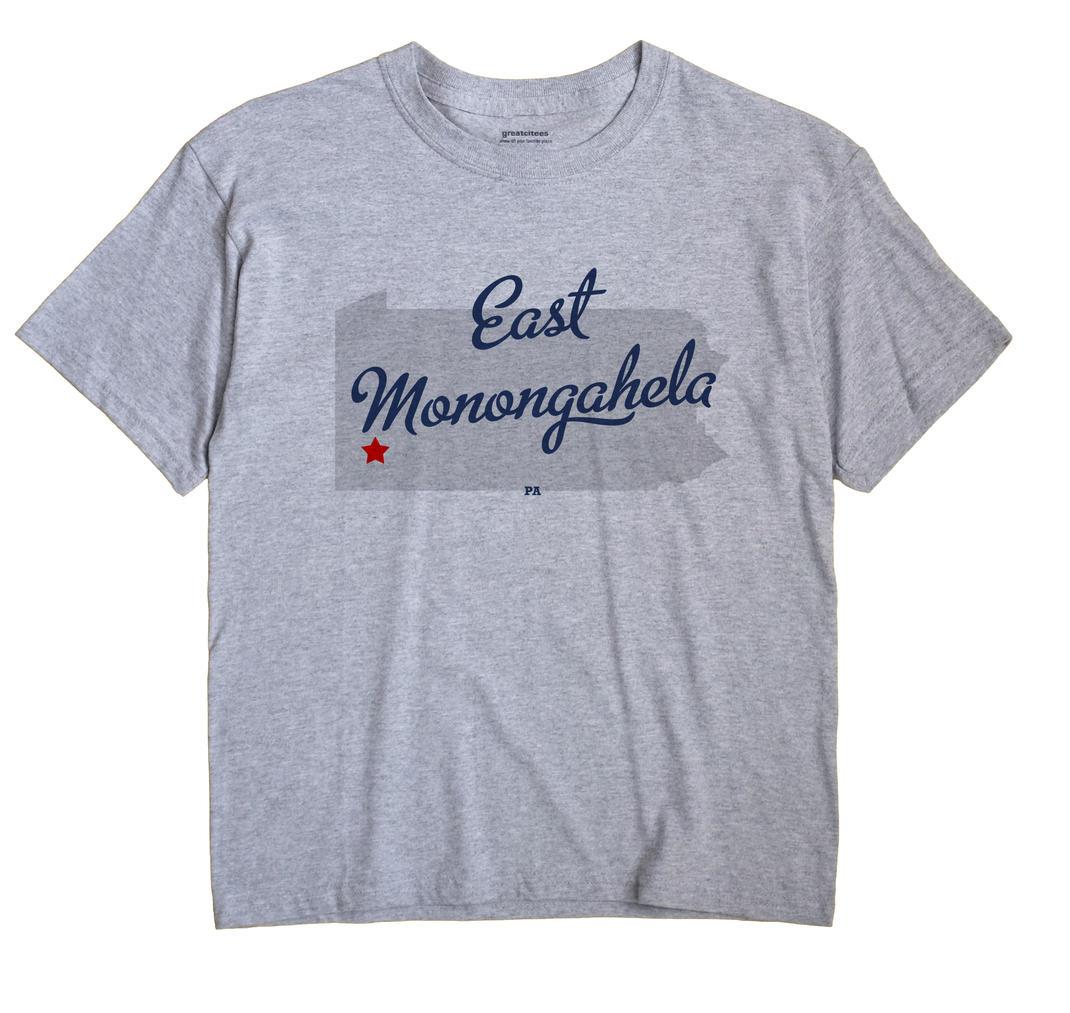 East Monongahela, Pennsylvania PA Souvenir Shirt