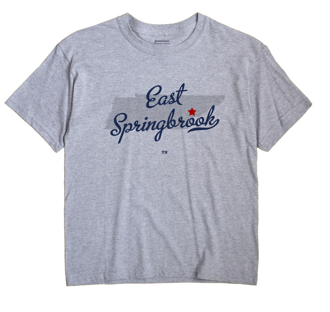 East Springbrook, Tennessee TN Souvenir Shirt