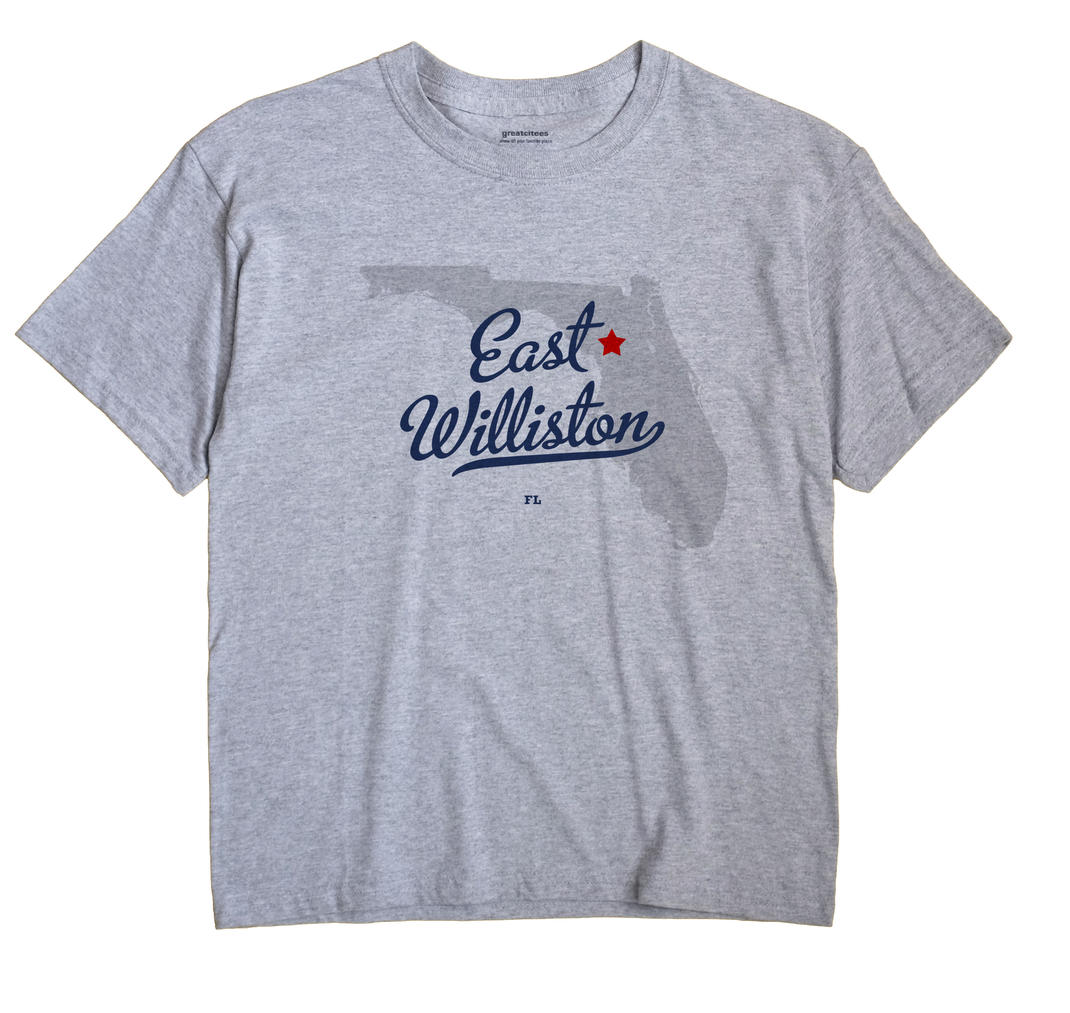 East Williston, Florida FL Souvenir Shirt