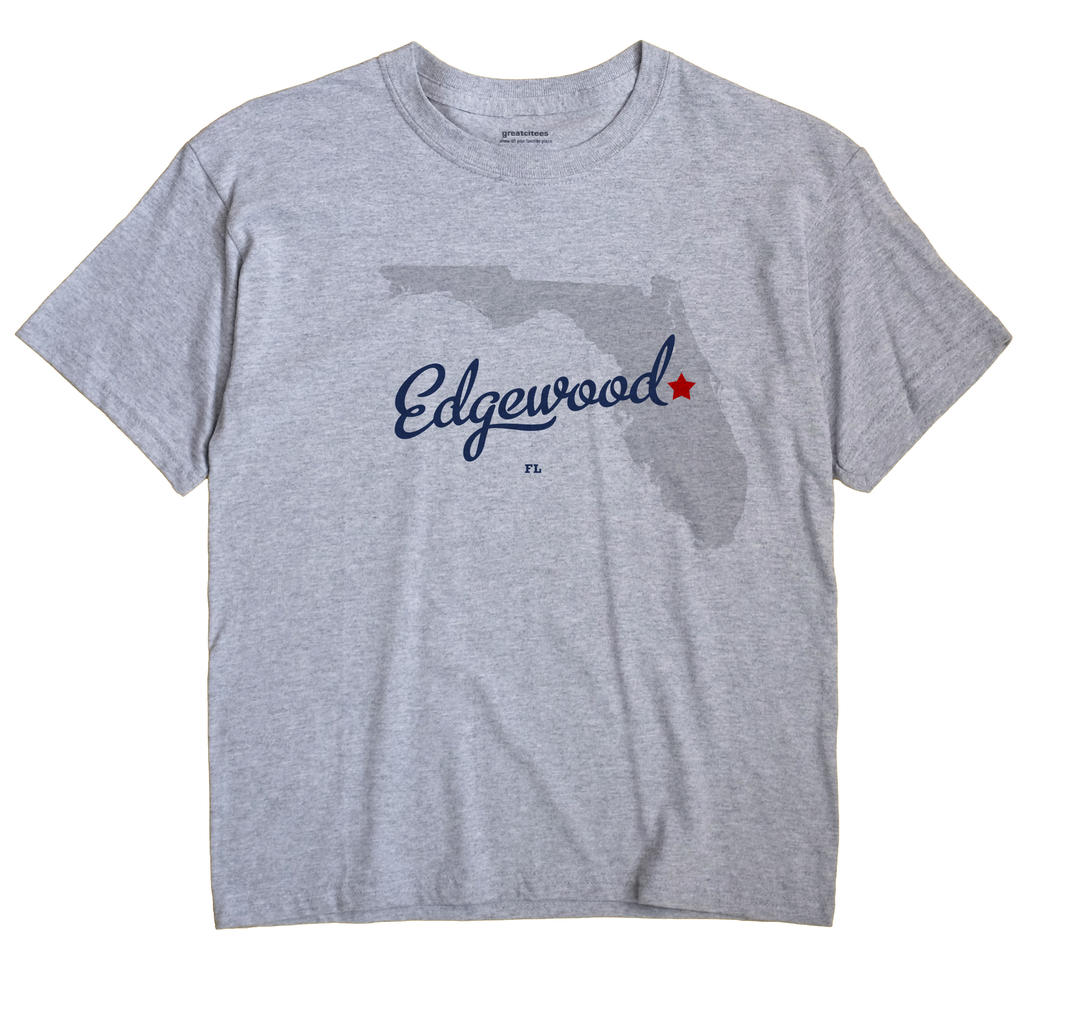 Edgewood, Florida FL Souvenir Shirt