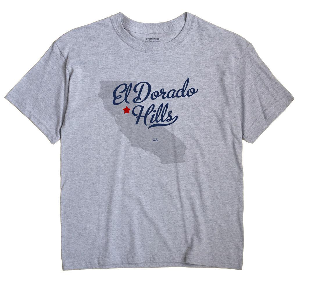 El Dorado Hills, California CA Souvenir Shirt