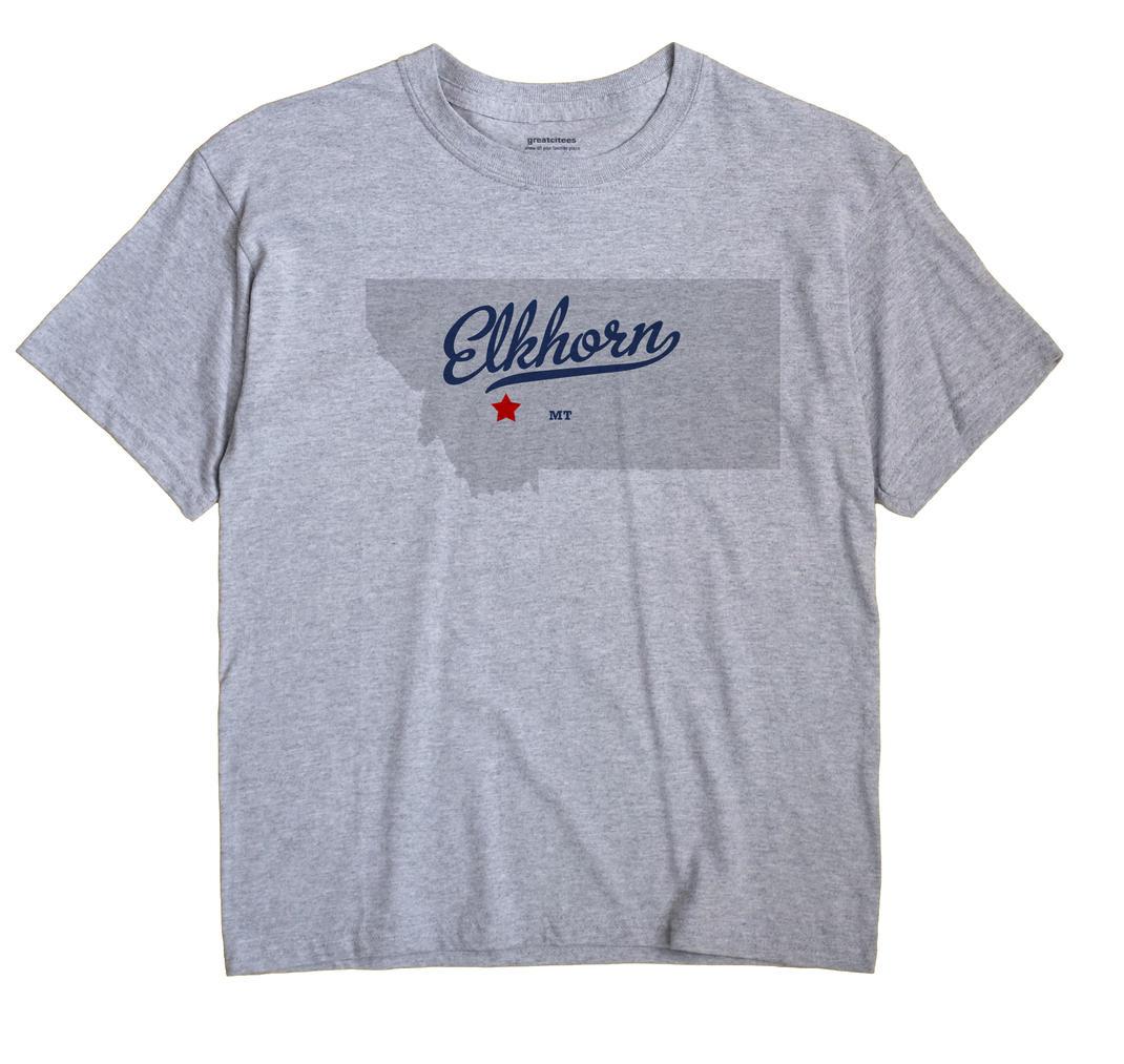 Elkhorn, Jefferson County, Montana MT Souvenir Shirt