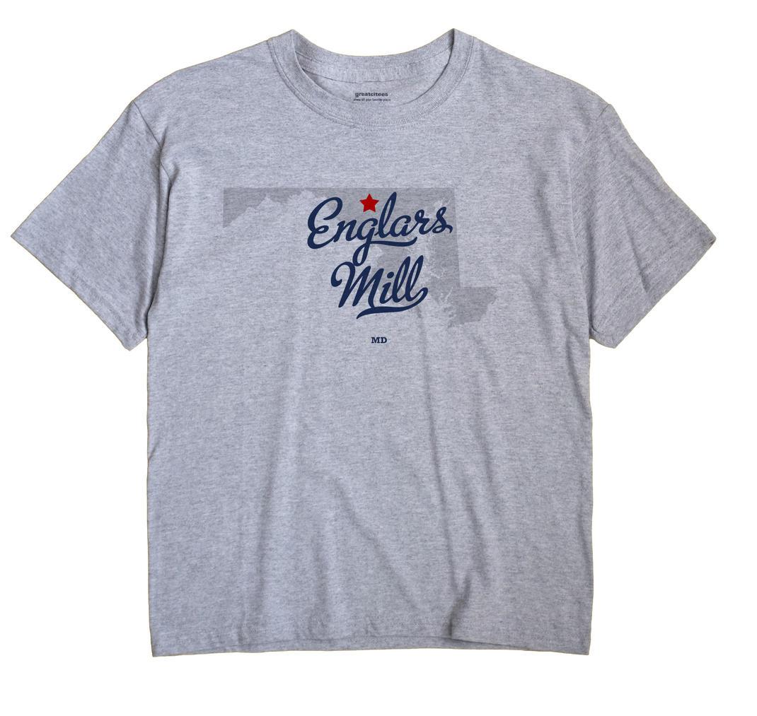 Englars Mill, Maryland MD Souvenir Shirt