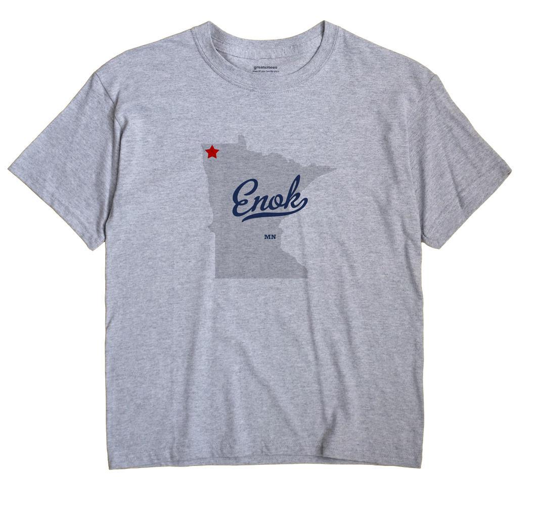 Enok, Minnesota MN Souvenir Shirt