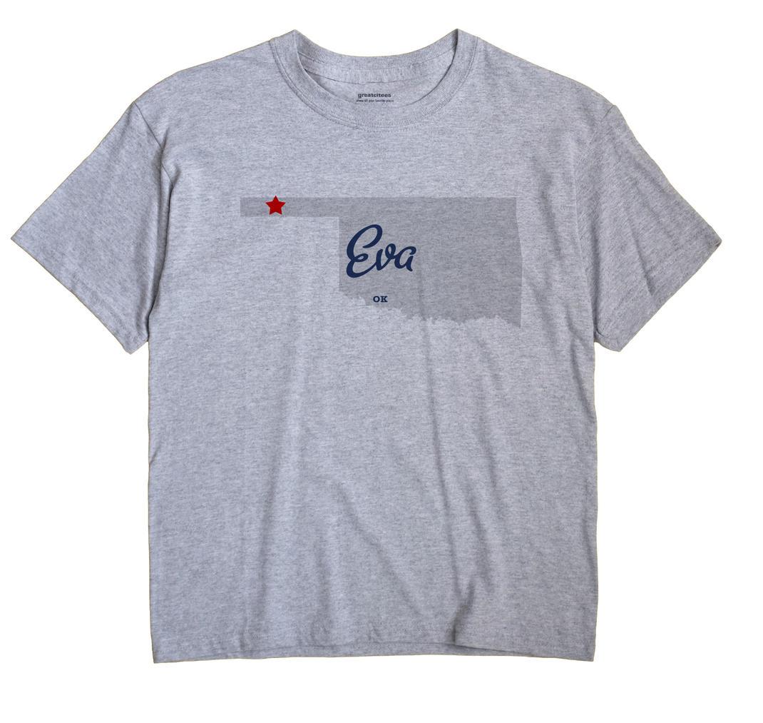 Eva, Oklahoma OK Souvenir Shirt