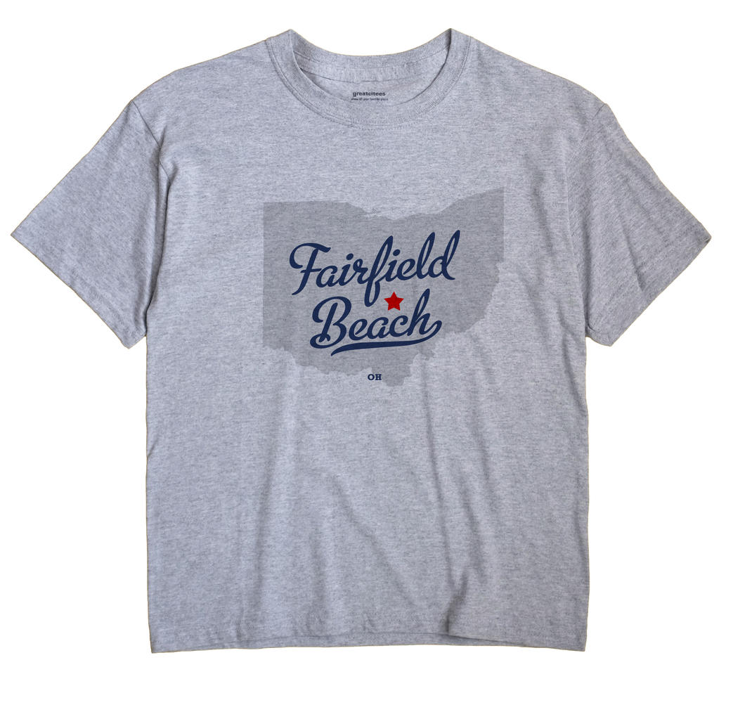Fairfield Beach, Ohio OH Souvenir Shirt