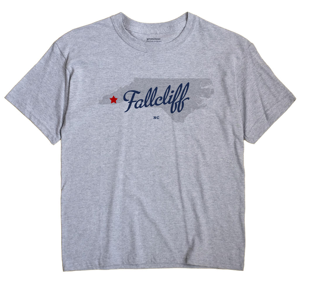 Fallcliff, North Carolina NC Souvenir Shirt