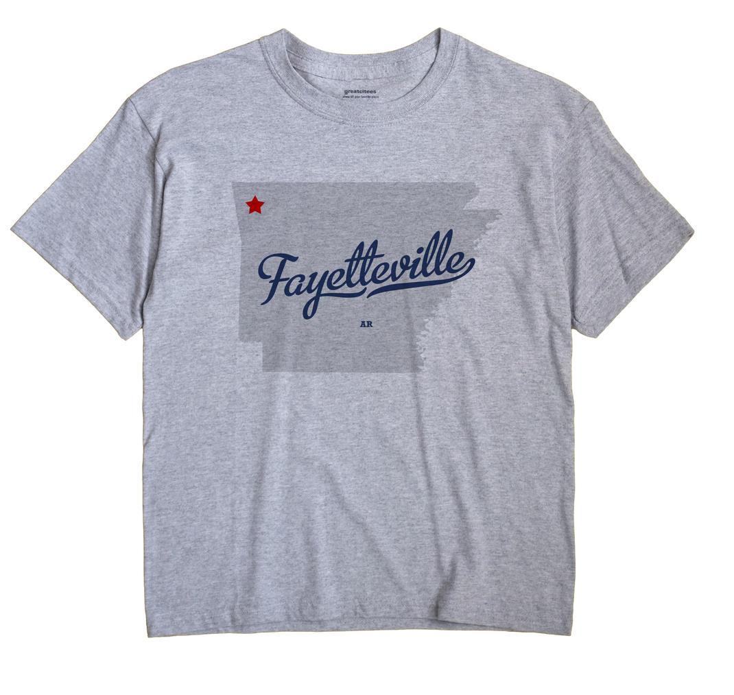 Fayetteville, Arkansas AR Souvenir Shirt
