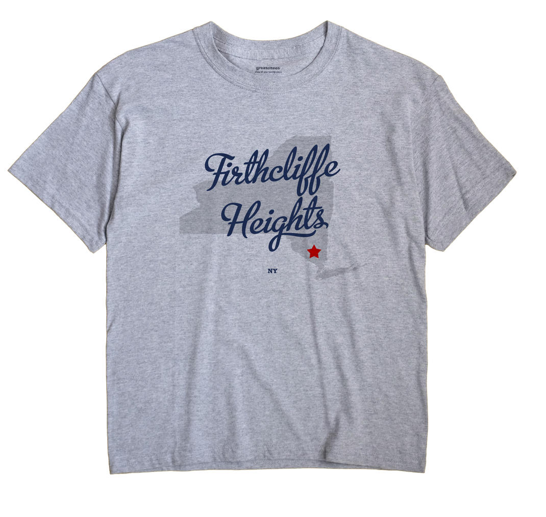 Firthcliffe Heights, New York NY Souvenir Shirt