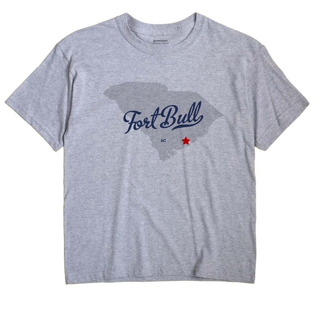 Fort Bull, South Carolina SC Souvenir Shirt