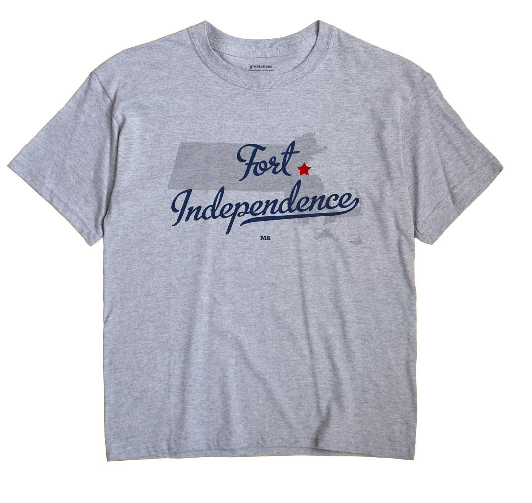 Fort Independence, Massachusetts MA Souvenir Shirt