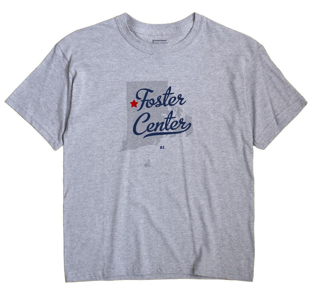 Foster Center, Rhode Island RI Souvenir Shirt