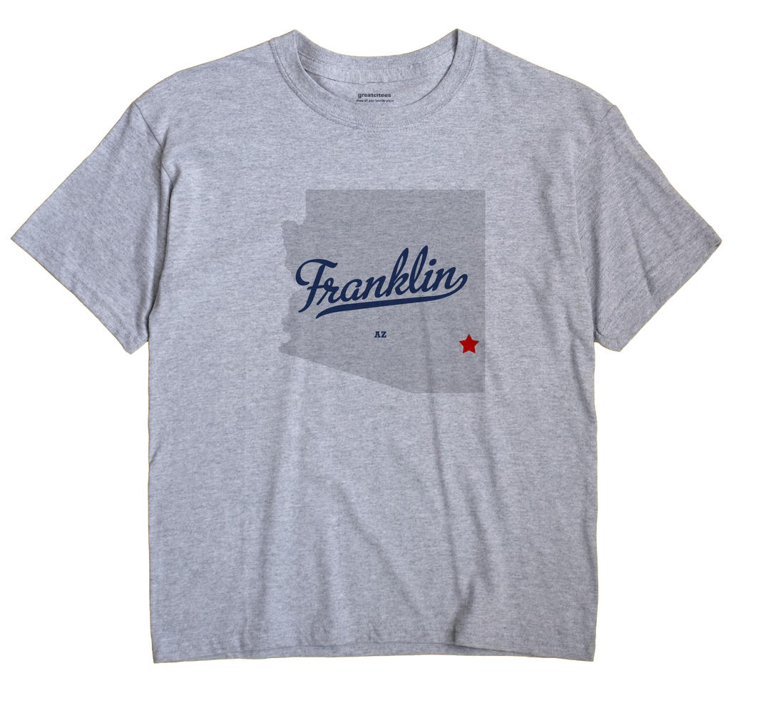 Franklin, Arizona AZ Souvenir Shirt